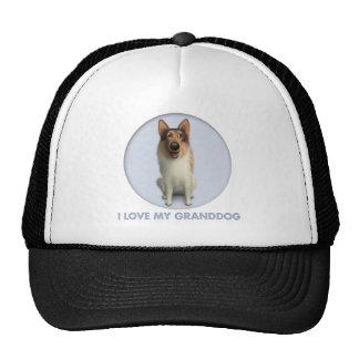 Collie (Rough Coat) Granddog Cap