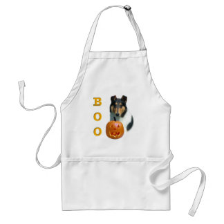 Collie (smooth) Boo Standard Apron
