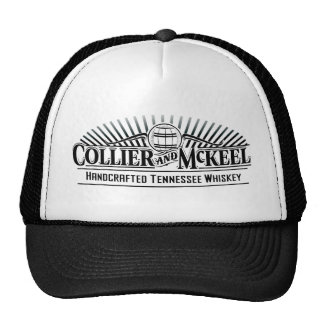 Collier and McKeel Logo Mesh Hats