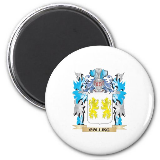 Colling Coat of Arms - Family Crest Magnet