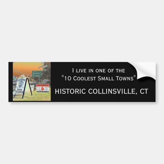 Collinsville Bumper Sticker