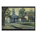 Collinsville Church & School Notecard Greeting Card