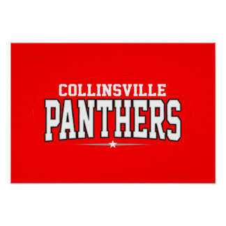 Collinsville High School; Panthers Poster