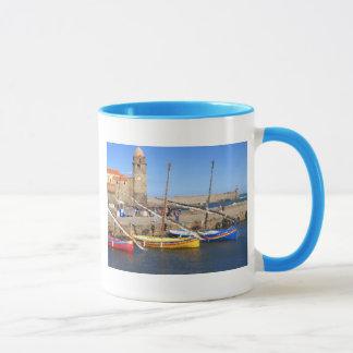 Collioure Harbor Mug