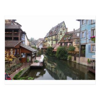 Colmar France Postcard