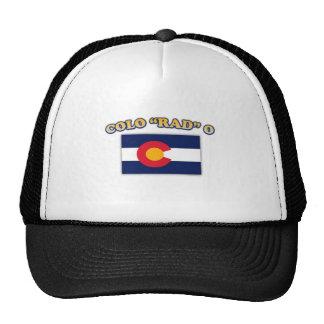 Colo RAD O Trucker Hats
