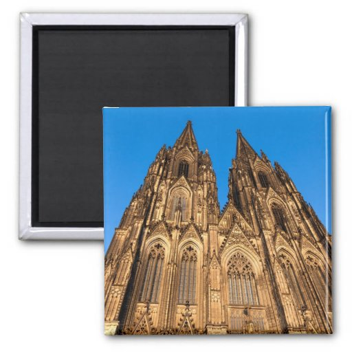 Cologne 002A Square Magnet