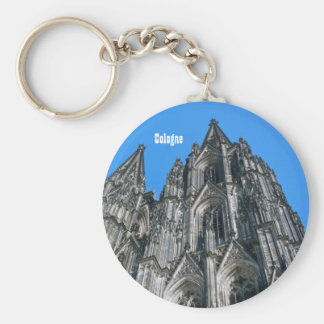 Cologne Cathedral Keychain
