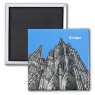 Cologne Cathedral Magnet