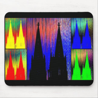 Cologne cathedral mouse mat