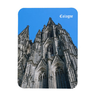Cologne Cathedral Premium Flexi Magnet