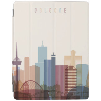 Cologne, Germany | City Skyline iPad Cover
