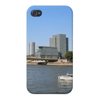 Cologne iPhone 4/4S Cover