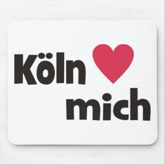 Cologne Mouse Pads