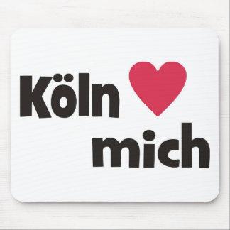 Cologne Mousepad