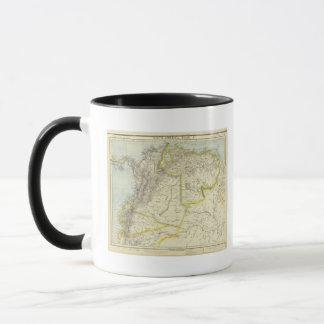 Colombia and Venezuela Mug