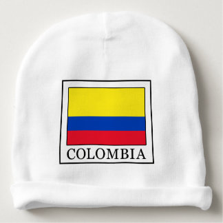 Colombia Baby Beanie