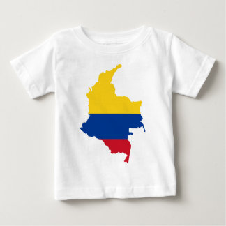 Colombia Baby T-Shirt