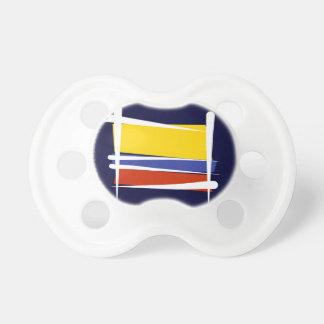Colombia Brush Flag Dummy