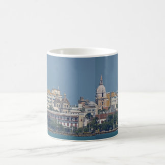 Colombia-Cartagena Waterfront Coffee Mug