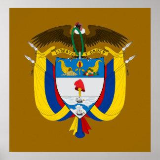 Colombia COA Poster