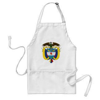 Colombia Coat of arms CO Standard Apron
