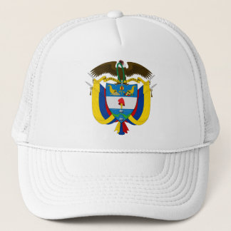 Colombia Coat of arms CO Trucker Hat