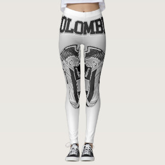 Colombia  Coat of Arms Leggings