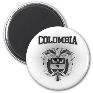 Colombia  Coat of Arms Magnet