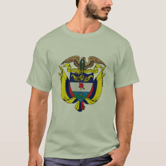 Colombia Coat of Arms T-shirt