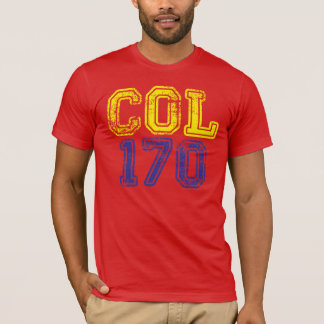 Colombia Code and Acronym T-Shirt