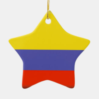 Colombia Christmas Tree Ornament