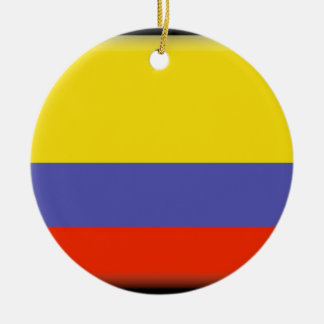 Colombia Christmas Tree Ornaments