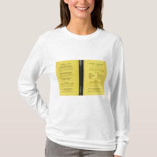 Colombia, Ecuador, Peru, Panama 2 T-Shirt