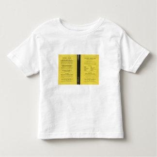 Colombia, Ecuador, Peru, Panama 2 Toddler T-Shirt