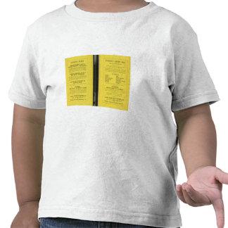 Colombia, Ecuador, Peru, Panama 2 Tee Shirts