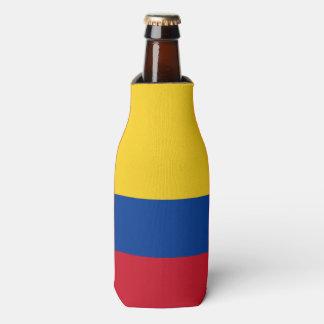 Colombia Flag Bottle Cooler
