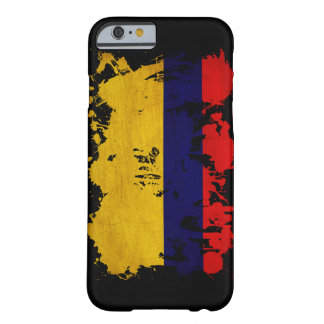 Colombia Flag Barely There iPhone 6 Case