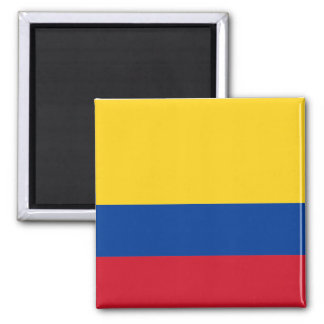 Colombia flag CO Magnet