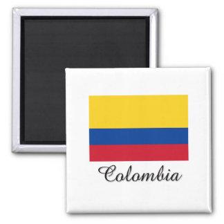 Colombia Flag Design Magnet