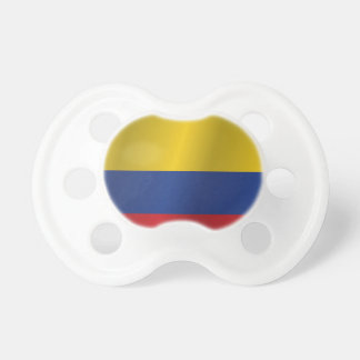 Colombia flag dummy