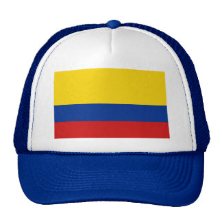 Colombia Flag Hat