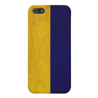 Colombia Flag iPhone 5/5S Covers