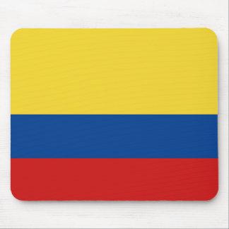 Colombia Flag Mousepad