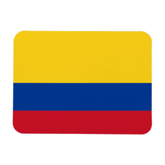 Colombia Flag Rectangular Photo Magnet