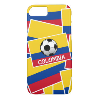 Colombia Football iPhone 7 Case