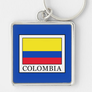 Colombia Key Ring