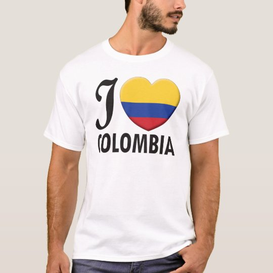 Colombia Love T-Shirt