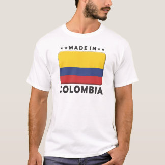 Colombia Made T-Shirt