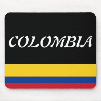 Colombia Mouse Mat